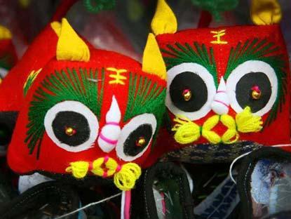 Посещение рынка антиквариата Паньцзяюань в Пекине