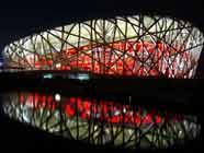 «Гнездо» и «Водный куб» включены в список 10 лучших архитектурных сооружений современного Пекина